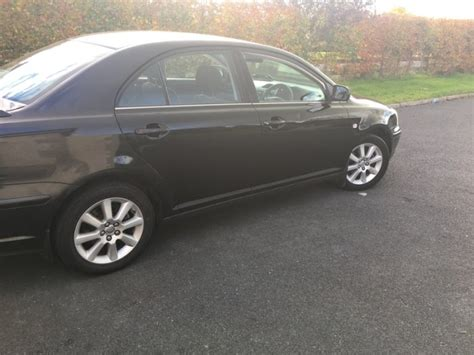 Toyota Avensis 2006 Manual 2006 Toyota Avensis For Sale In Clonmel Tipperary From Jack85