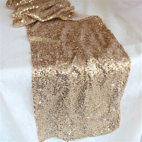 gold sequin table runner gold table runners laurensthoughts com