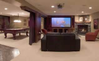 media rooms with basement home design inside