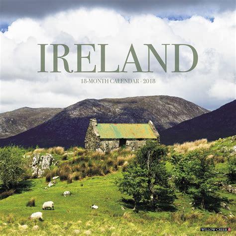 Calendar Shop Ireland Ireland 2018 Wall Calendar 9781682345269 Calendars