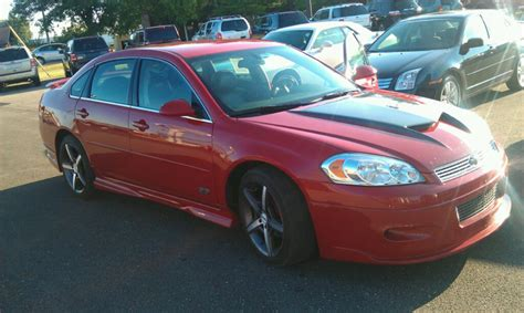 impala ss 2008 specs picture of 2008 chevrolet impala ss exterior