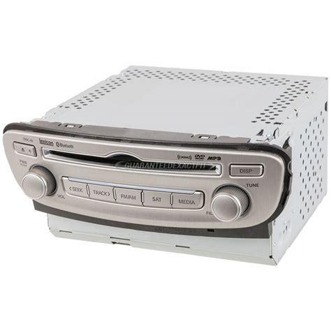 genesis dvd player 2013 hyundai genesis cd or dvd changer parts from car