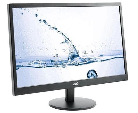 Aoc M2470sw 24 Inch Mva Hd Led Monitor aoc 24inch hd mva monitor with speakers