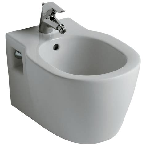 vaso connect bidet sospeso serie connect firmato ideal standard