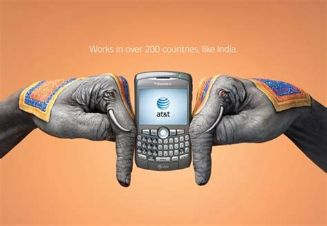 24 unforgettable advertisements design ideas and tech creative ads from at t wireless international roaming