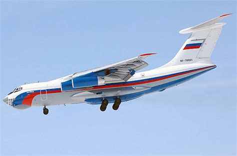 russian air force one accident of an ilyushin il 76md operated by russian air