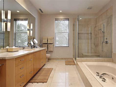 how much is it to remodel a bathroom master bathroom remodel project template homezada