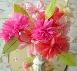 Lollychops Tissue Paper Flowers - gallery for gt tissue paper flowers instructions