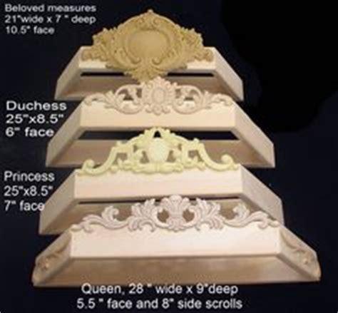Bedroom Canopies bed crown options