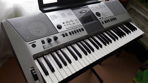Keyboard Yamaha E413 yamaha psr e413 image 1809885 audiofanzine