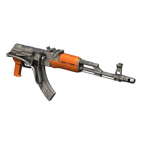 Ak Search Kalashnikov Ak 74 3d Model Weapons 3d Models Machine 3ds Fbx C4d Lwo Lws Lw Obj Ar Vr