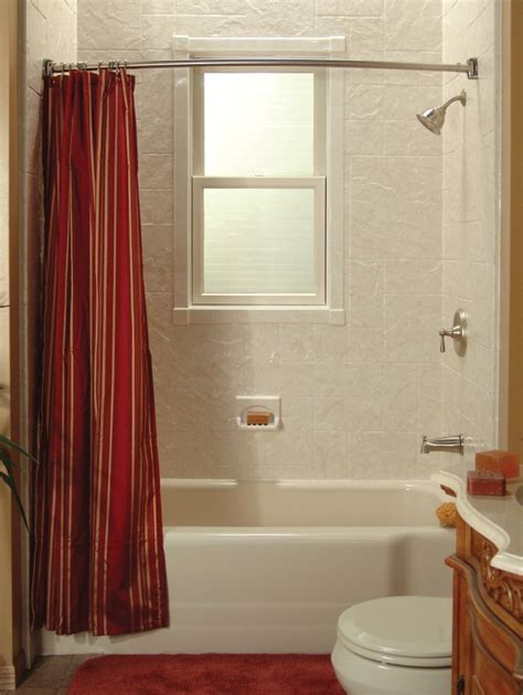 Bathroom Shower Surrounds Refinish Bathtub Or Install Bath Liner Design Build Pros