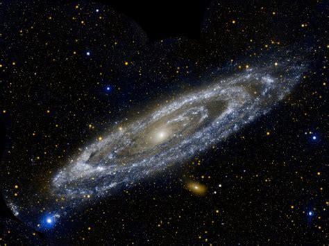 via lattea web la galassia di andromeda compagna di viaggio della via