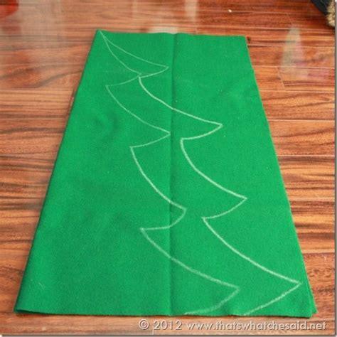 25 best felt christmas trees ideas on pinterest felt