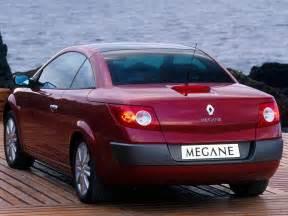 Renault Megane 2 Cabrio Renault Megane Ii Cabrion