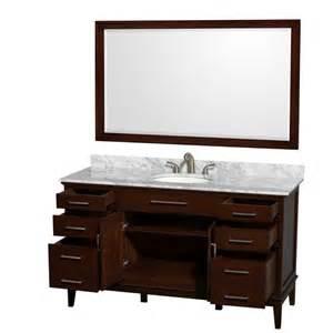 56 Inch Bathroom Vanity Wyndham Collection Wcv161660scdcmunsm56 Hatton 60 Inch
