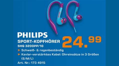 Philips Shq 3200 saturn prospekt zum 2 april bilder screenshots