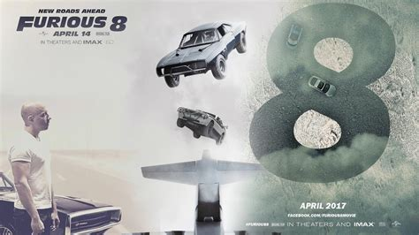 fast and furious 8 poster new roads ahead fast furious 8 movie wallpaper hd film