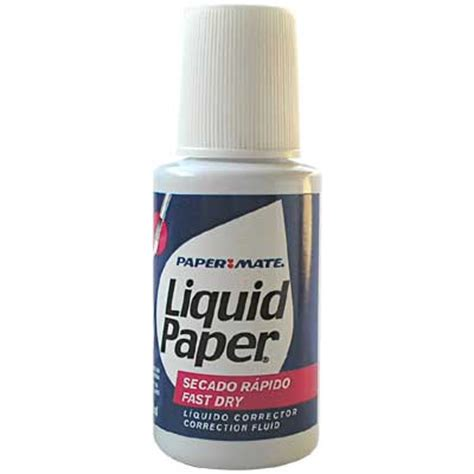 How To Make Liquid Paper - origen liquid paper taringa