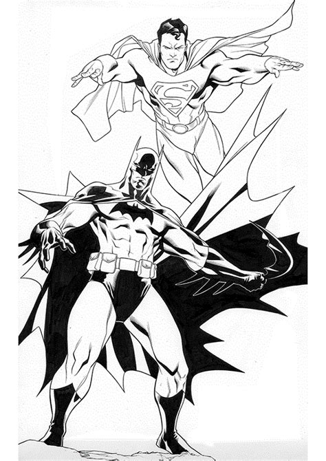 coloring pages of batman and superman batman coloring pages 21 free psd ai vector eps