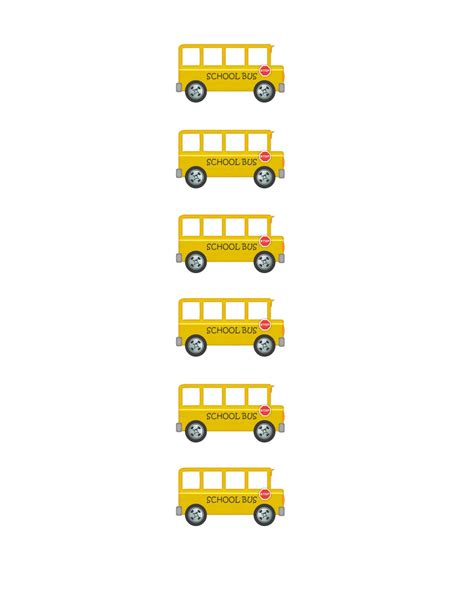 printable bus tags toad s treasures lifestyle family blog by emily ashby bus