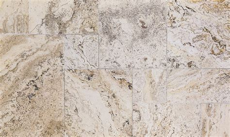 scabella travertine brushed chiselled pattern set l 252 tfi