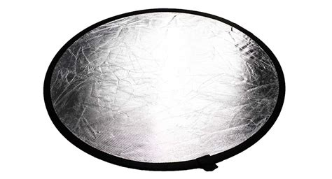 9 94 60cm Double Faced Collapsible Light Reflector Gold Light Reflector