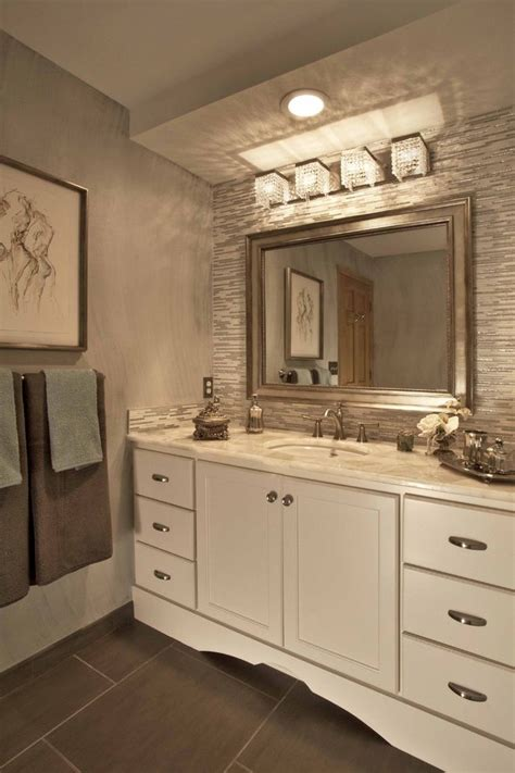 mirrored tiles bathroom mirrored metro tiles bathroom traditional with white