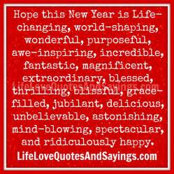 new year sayings and quotes 30 sweet and new year quotes themescompany