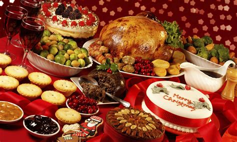 christmas food traditions from zest events party planing