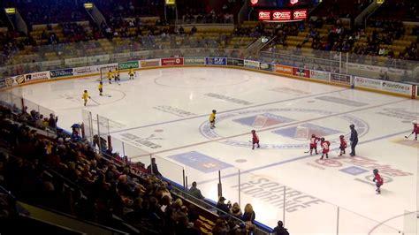 Skating Kitchener by Kitchener Minor Hockey Timbit Tyke Canucks Vs Flames
