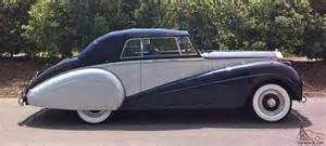 1952 Rolls Royce 1952 Rolls Royce Silver Park Ward Drophead Coupe Lhd