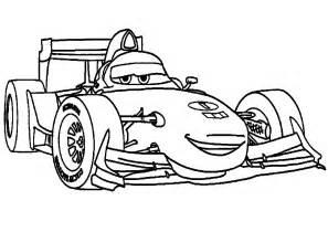 dibujos animados colorear cars 2 ni 241 os peque 241 os