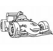 Dibujos Animados Para Colorear – Cars 2 Ni&241os Peque&241os