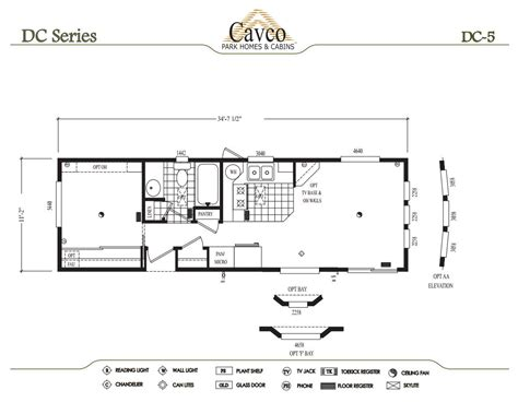 breckenridge park model floor plans cavco dc park model homes from 21 000 the finest