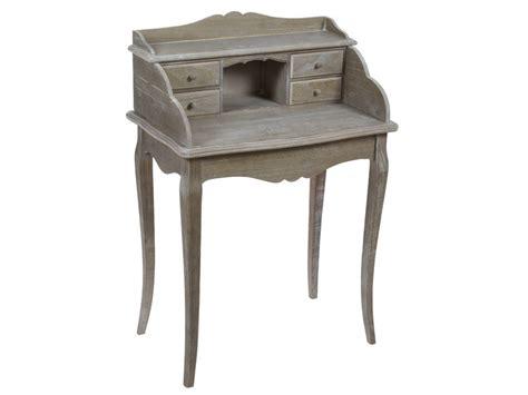 escritorios retro escritorio retro peque 241 o de madera decapada venta online