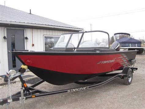 18 foot aluminum boat starcraft 18 aluminum boats for sale