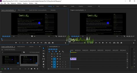 adobe premiere pro windows 7 adobe premiere pro cc 2018 12 1 0 186 full terbaru kuyhaa me