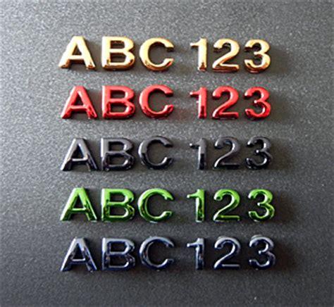 Klebebuchstaben 8cm by Buchstabe D 10mm Chrombuchstaben Firmenlogo Herstellung