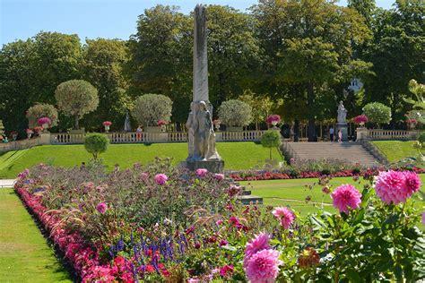 giardini lussemburgo il palazzo e i giardini di lussemburgo vivi parigi