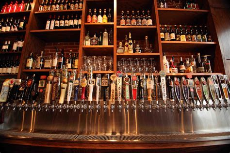taps house of beer bridge tap house wine bar st louis missouri