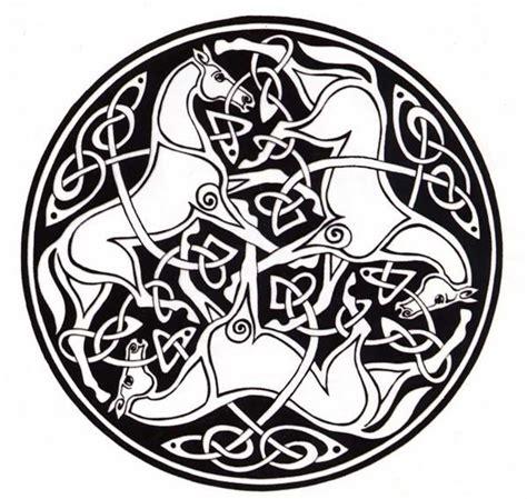 celtic tattoo animal meanings celtic animal symbolism neat design cool horses
