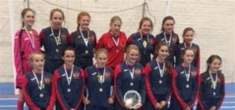 girls football team proceeds  ni finals enniskillen