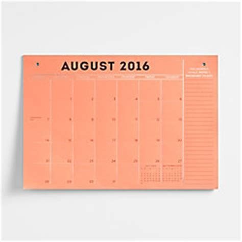 paper source desk calendar 2017 calendars paper source