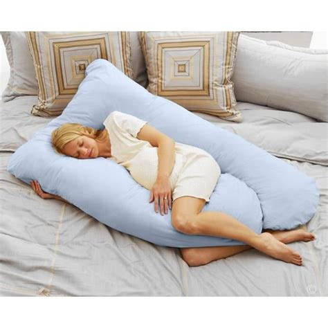 Cozy Comfort Pillow by Today S 174 Cozy Comfort Pregnancy Pillow