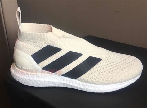 Adidas Ultra Boost Ace 16 Black Bred adidas ace 16 purecontrol ultra boost chagne by9091 sbd