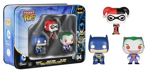 Funko Pop Dc Comic Batman Harley Quinn With Mallet Topic funko introduces pocket pop tins 171 pop critica pop critica