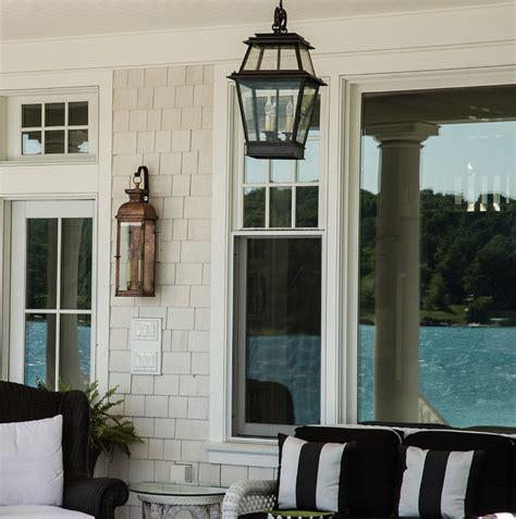 Outdoor Lighting For Coastal Homes Coastal Home With Traditional Interiors Home Bunch Interior Design Ideas