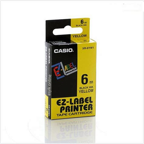 Pita Label Printer Casio 9mm T1310 3 label printer casio kl 7400