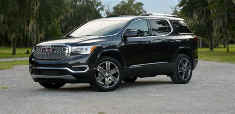 Gmc Acadia 2020 Release Date by 2019 Gmc Acadia Denali Release Date Redesign Price